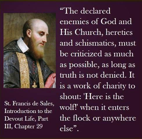 św. Franciszek Salezy (2)