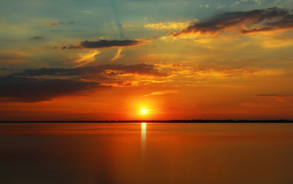 Zachód słońca (1)